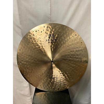 Zildjian 22in K Constantinople Medium Thin Ride High Cymbal