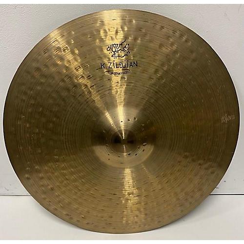 Zildjian 22in K Constantinople Medium Thin Ride Low Cymbal 42