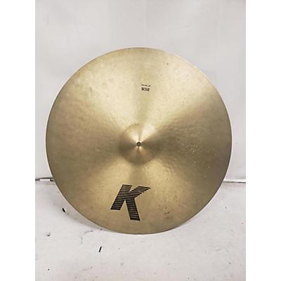 Zildjian 22in K Ride Cymbal