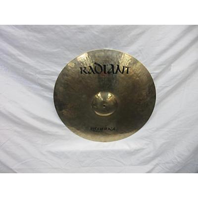 Istanbul Mehmet 22in Radiant Cymbal