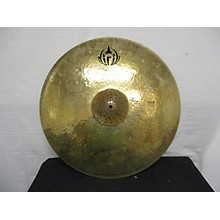 Murat Diril 22in Raw BELL Cymbal