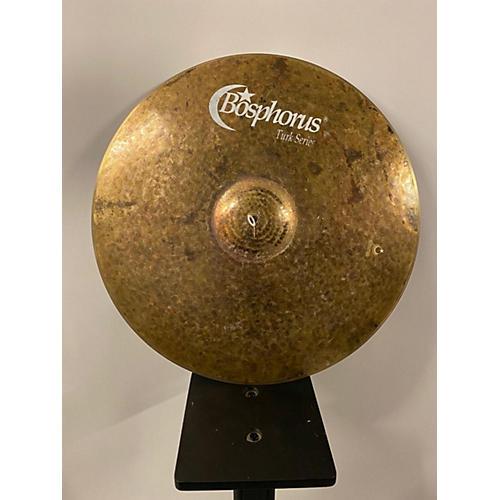 Bosphorus Cymbals 22in Turk Series Cymbal 42