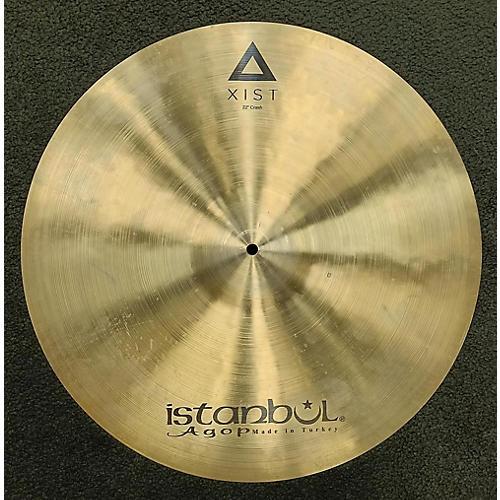 22in Xist Cymbal