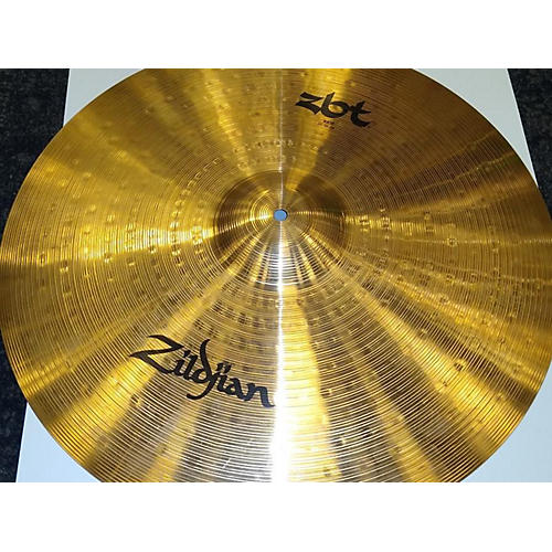 22in ZBT Ride Cymbal