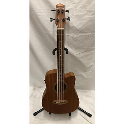 """Gold Tone 23"""" Scale Microbass Acoustic Bass Guitar"""
