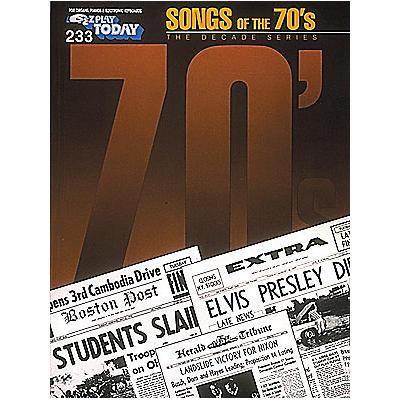 Hal Leonard 233. Songs Of The 70's