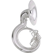 2350 Series Brass BBb Sousaphone 2350SB Satin Silver - Instrument Only