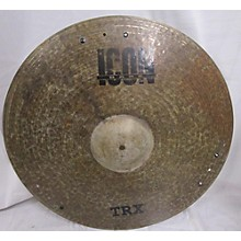 TRX 23in ICON Dark Ride Cymbal