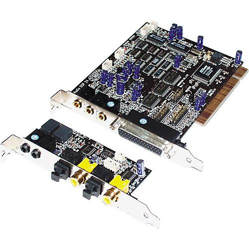 ST Audio 24/96 PCI Recording Card