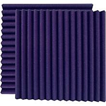 "Ultimate Acoustics 24"" Acoustic Panel - Wedge, Purple (2-Pack)"