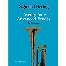 Carl Fischer 24 Advanced Etudes for Trumpet