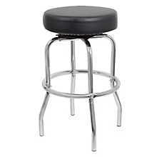 Open Box Proline 24 in. Faux Leather Guitar Stool