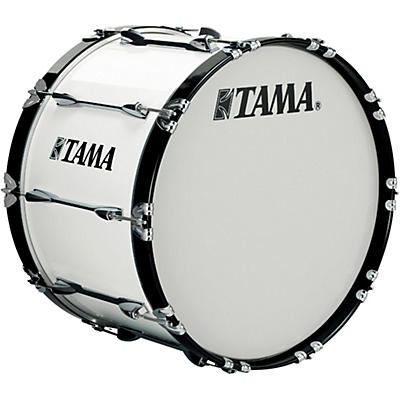 Tama Marching 24 x 14 in. Starlight Marching Bass Drum with Carrier