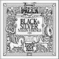 Ernie Ball 2406 Ernesto Palla Nylon Black and Silver Classical Acoustic Guitar Strings thumbnail