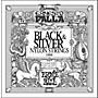 Ernie Ball 2406 Ernesto Palla Nylon Black and Silver Classical Acoustic Guitar Strings