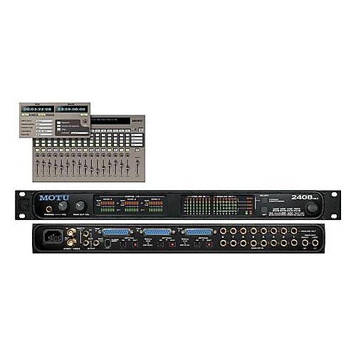 MOTU 2408mk3 PCI Card/Rackmount System