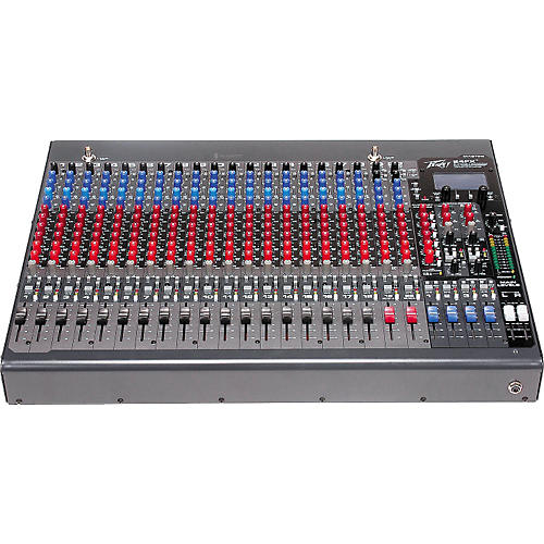 24FX 24-Channel Mixer With Effects