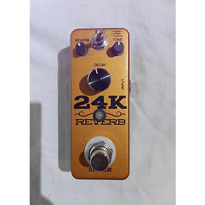 Outlaw Effects 24K Effect Pedal