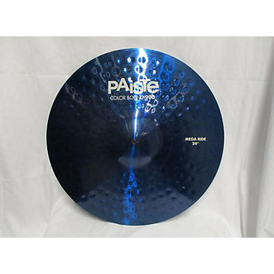 Paiste 24in 900 Series Colorsound Mega Ride Cymbal