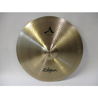 Zildjian 24in A Series Medium Ride Cymbal