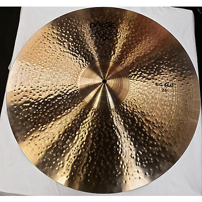 Paiste 24in Big Beat Cymbal