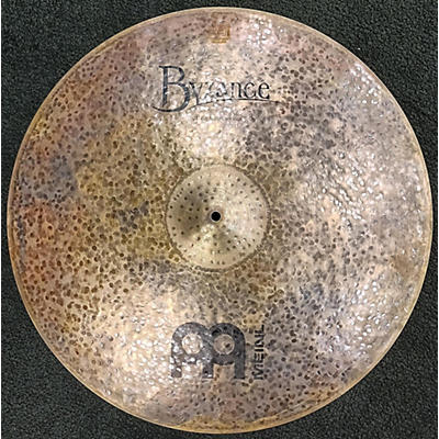 MEINL 24in Byzance Jazz Big Apple Ride Cymbal