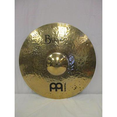 Meinl 24in Byzance Pure Metal Cymbal