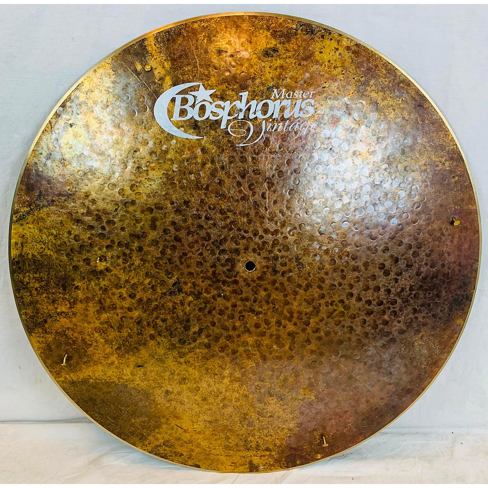 Bosphorus Cymbals 24in Vintage Flat Ride Cymbal