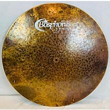 Bosphorus Cymbals 24in Vintage Flat Ride Cymbal