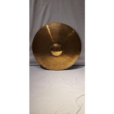 Istanbul Agop 24in XIST Cymbal
