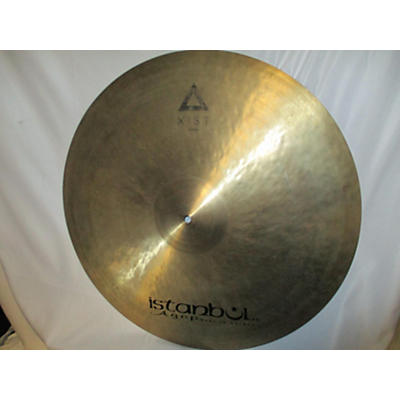 Istanbul Agop 24in Xist Ride Cymbal
