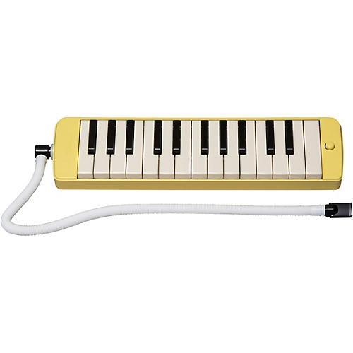Yamaha 25 Note Pianica Yellow