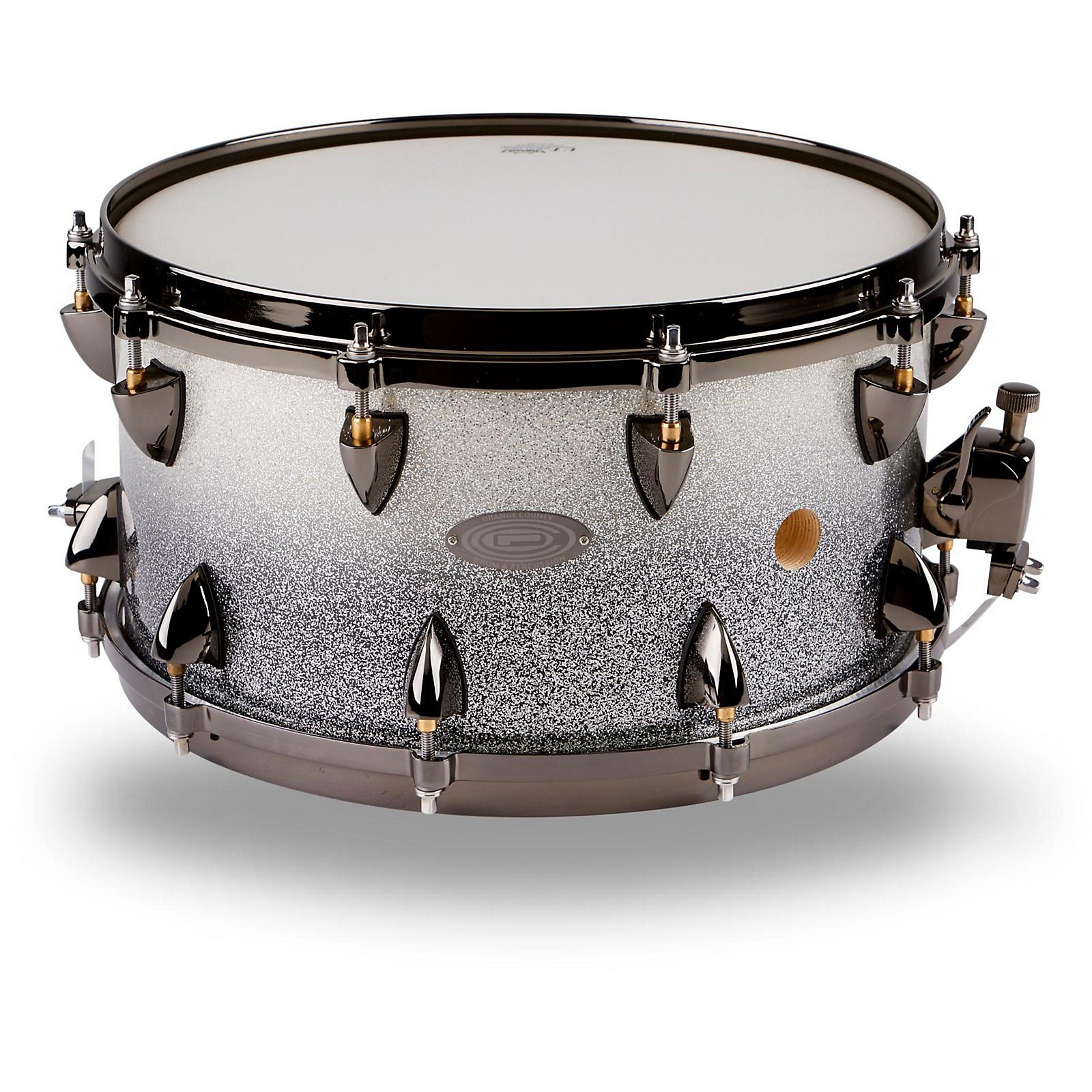 Orange County Drum & Percussion 25-Ply Maple Vented Snare Drum