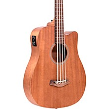"Open Box Gold Tone 25"" Scale Acoustic-Electric MicroBass"