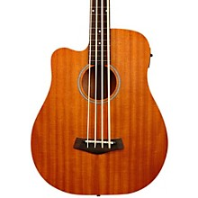 "Open Box Gold Tone 25"" Scale Left-Handed Acoustic-Electric MicroBass"