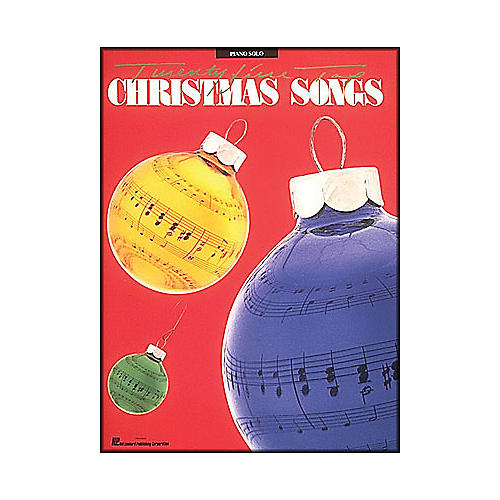 Hal Leonard 25 Top Christmas Songs for Piano Solo