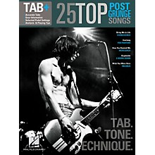 "Hal Leonard 25 Top Post-Grunge Songs""Tab. Tone. Technique."