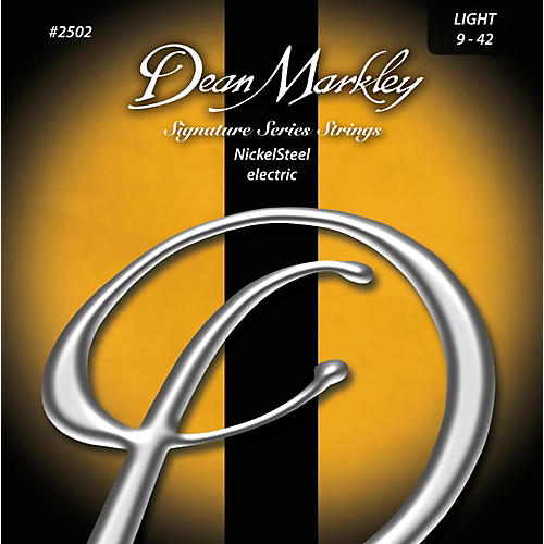 Dean Markley 2502 Light NickelSteel Electric Guitar Strings