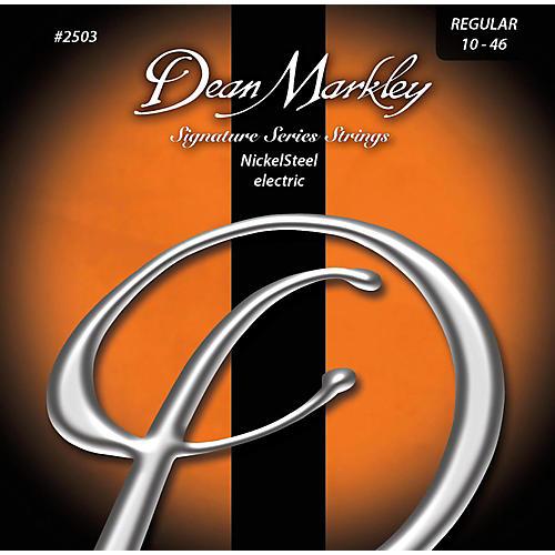 Dean Markley 2503 NickelSteel Regular Electric Guitar Strings