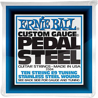 Ernie Ball 2504 10-String E9 Pedal Steel Guitar Strings
