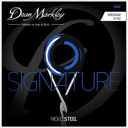 Dean Markley 2505 NickelSteel Electric Guitar Strings Medium