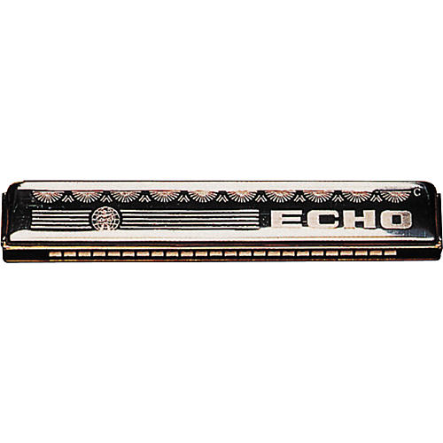 Hohner 2509 48 Echo Harmonica Key Of C Musician S Friend