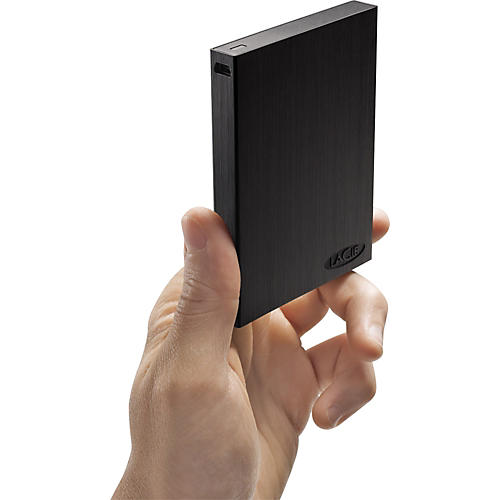 Lacie 250GB Rikiki Mobile Hard Drive