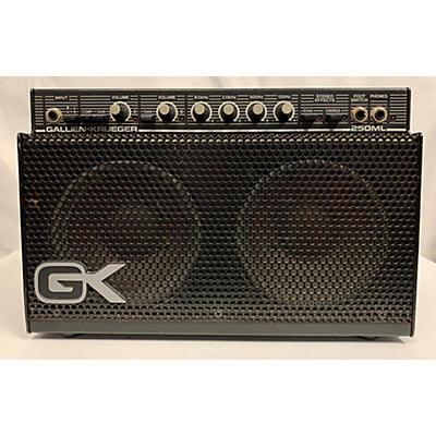 Gallien-Krueger 250ML 100W Lunchbox Stereo Guitar Combo Amp