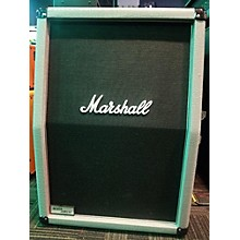 Marshall 2536a Silver Jubilee 140W 2x12 Vertical Slant Guitar Cabinet