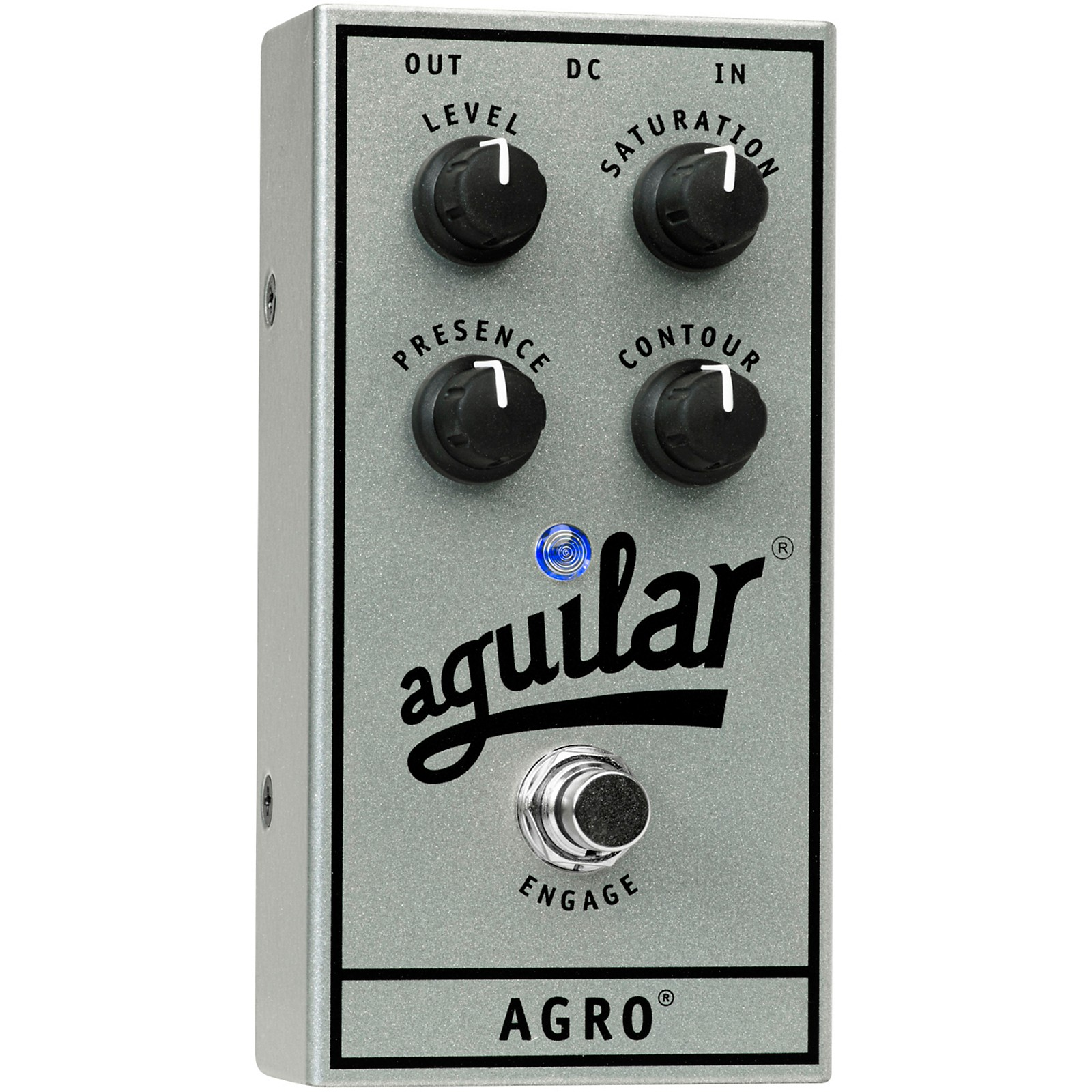 Aguilar 25th Anniversary AGRO Pedal