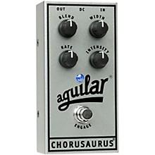 Aguilar 25th Anniversary Chorusaurus Chorus Bass Effects Pedal