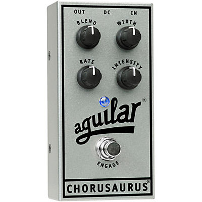 Aguilar 25th Anniversary Chorusaurus Chorus Bass Effects Pedal