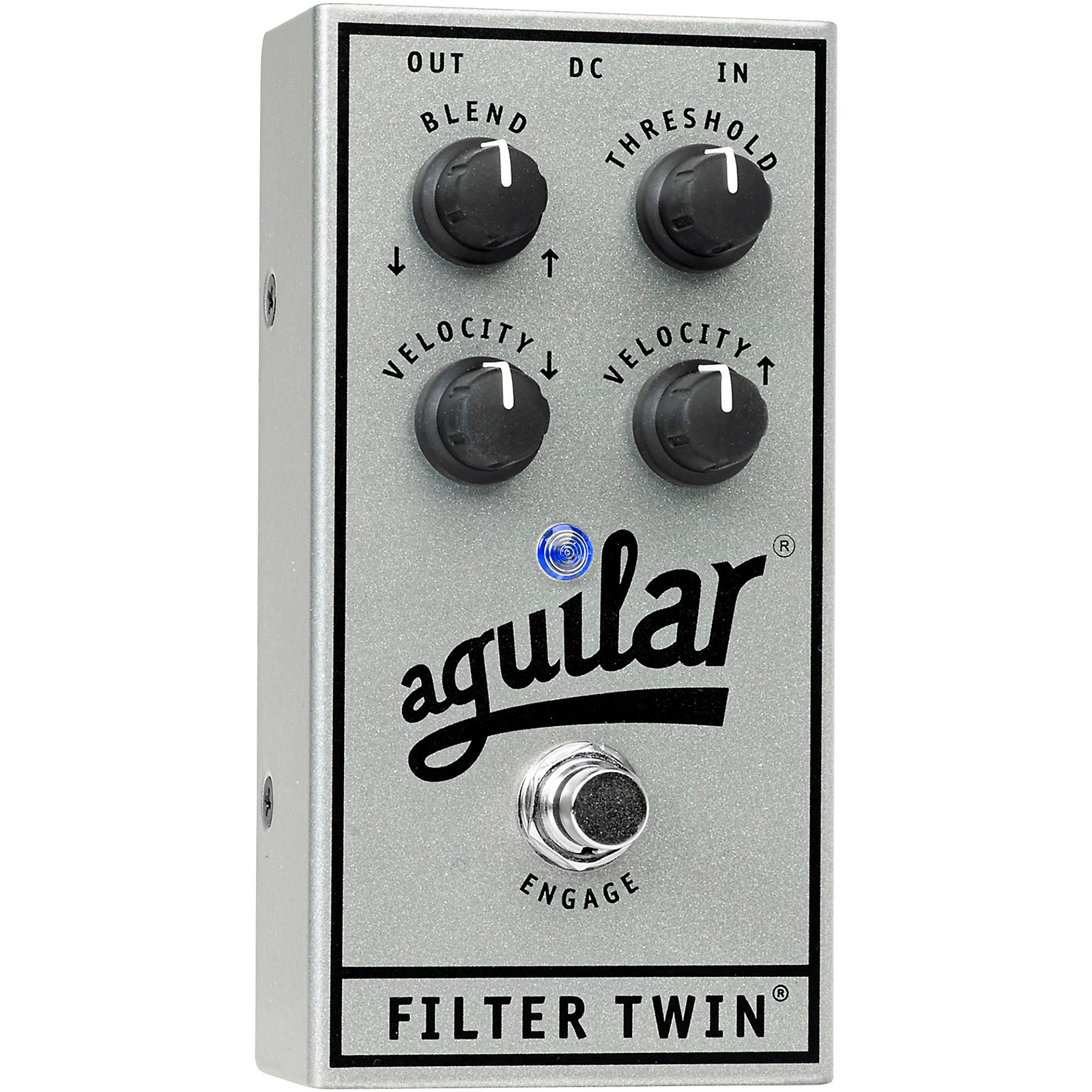 Aguilar 25th Anniversary Filter Twin Dual Envelope Filter Effects Bass Pedal