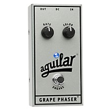 Aguilar 25th Anniversary Grape Phaser Bass Effects Pedal